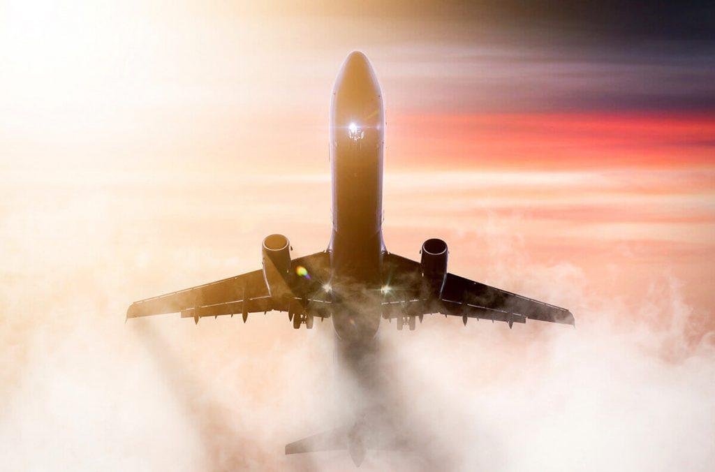 Coronavirus Flugreisen